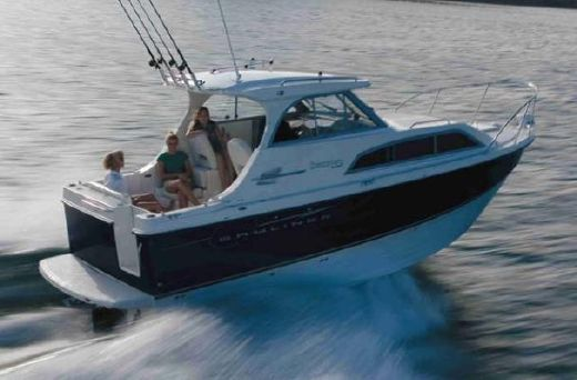 2008 Bayliner Discovery 246