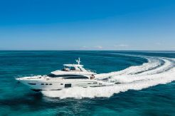 2015 Princess Flybridge 82 Motor Yacht