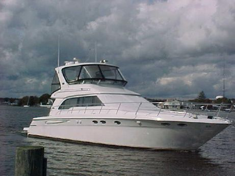2001 Sea Ray 480 Sedan Bridge