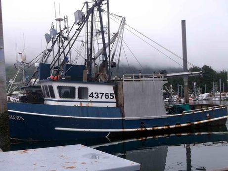 1979 Alaska Seine Fishing Longliner
