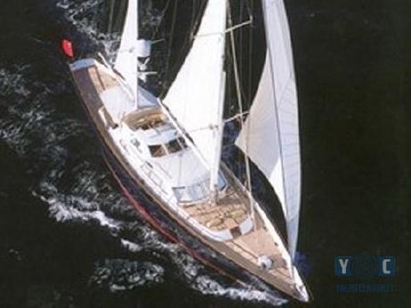 1988 Ortona Navi 115 SAILING