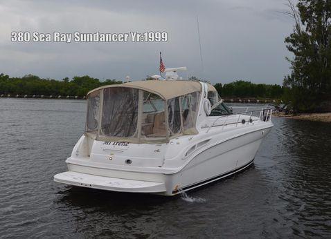 1999 Sea Ray 380 Sundancer