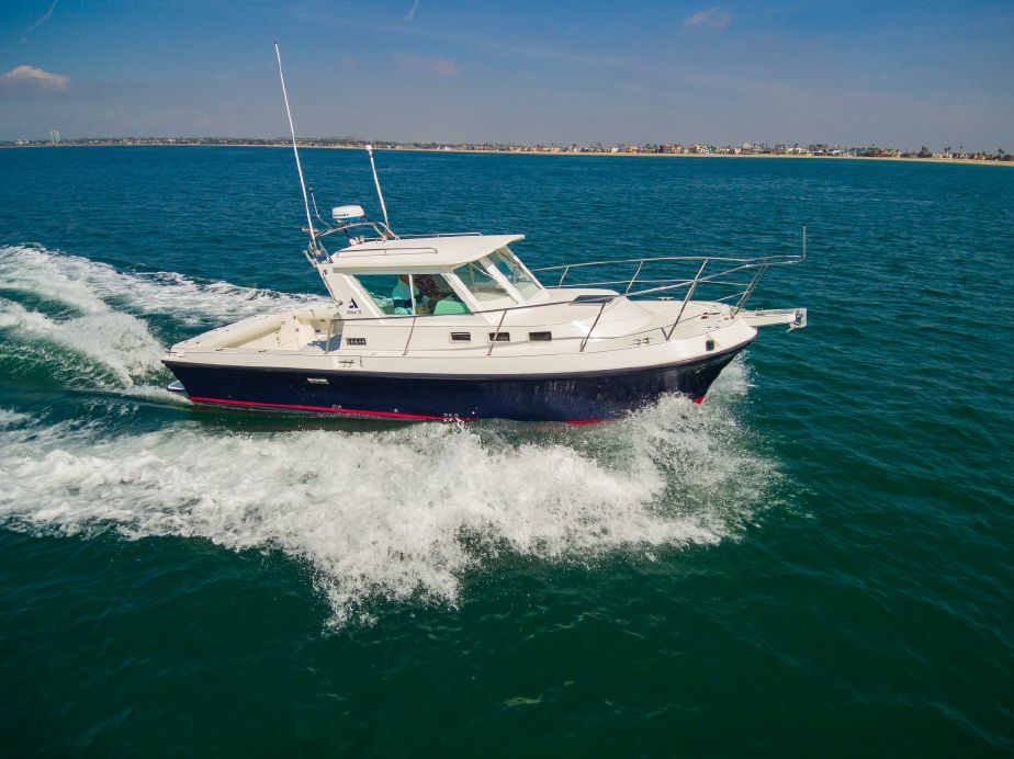2002 Albin 28 Tournament Express Power Boat For Sale - www