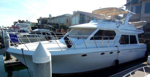 2007 Navigator 4800 Motoryacht