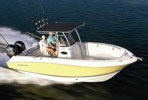 2006 Wellcraft 252 Fisherman