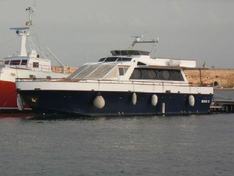 1973 Cantieri Navali Chiavari