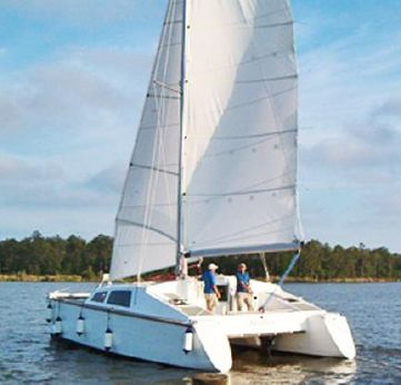 2007 Simpson 10.2 Meter Custom Catamaran