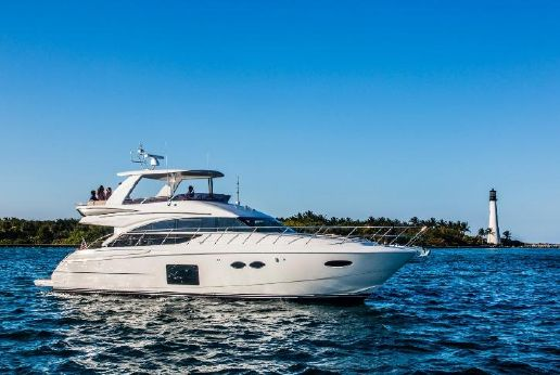 2016 Princess 56 Flybridge