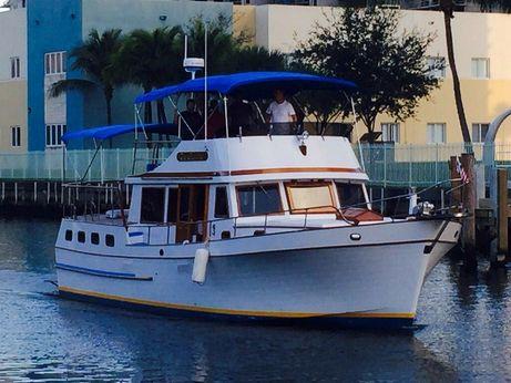 1984 1984/2015 Marine Trader 44 Sundeck