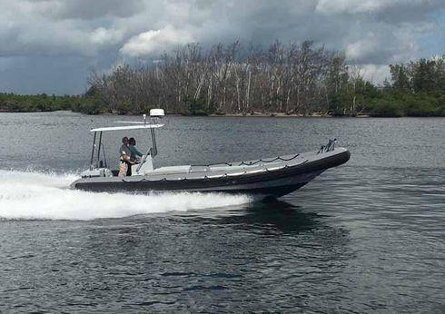 1991 Hbi Boats 30-MIL