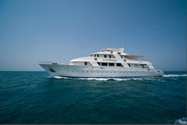 2007 My Horizon Custom Dive Yacht