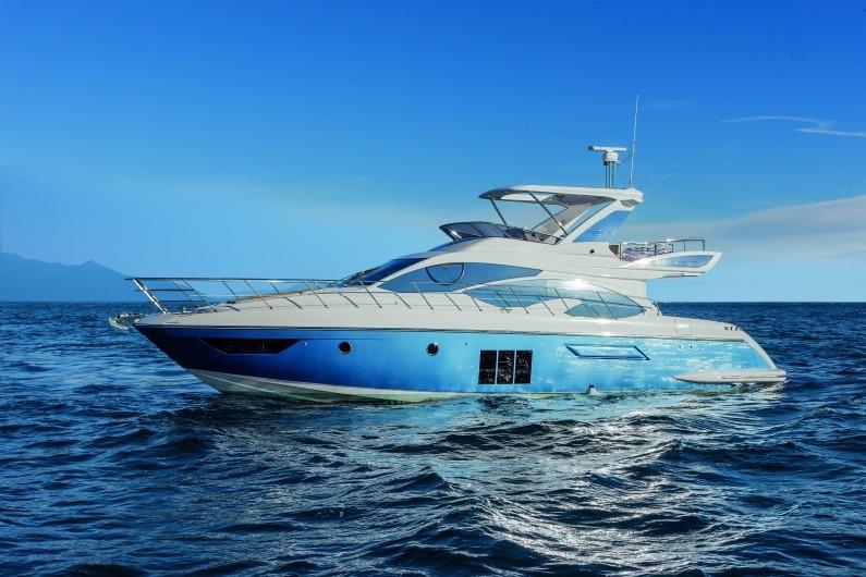 Azimut 54 Flybridge Boats For Sale Yachtworld