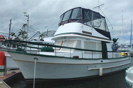 1982 Chb Trawler 39