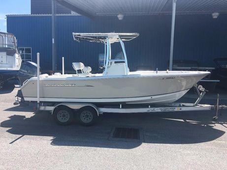 2013 Sea Hunt Triton 210