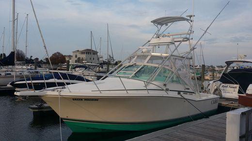 1998 Cabo Yachts 31 Express