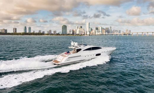 2016 Overmarine Group Mangusta 94