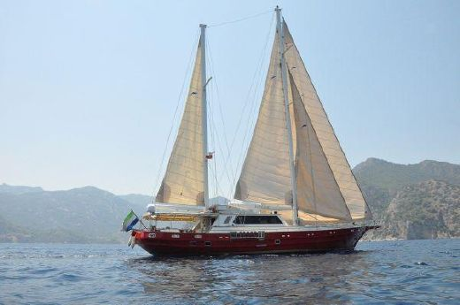 2003 Ron-Ka Yachting Co. Ltd Lux. Motor Sailor