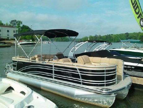 2014 Harris Flotebote Solstice 220 with 150 HP