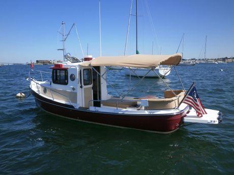 2014 Ranger Tugs R-21 EC