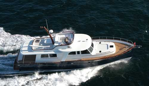 2006 Trawler Custom 65