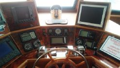 photo of  80' Hatteras Cockpit Motor Yacht