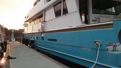 photo of  80' Hatteras Cockpit Motor Yacht