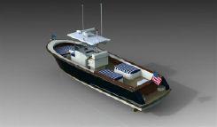 2020 Marlow Prowler 375 Havana