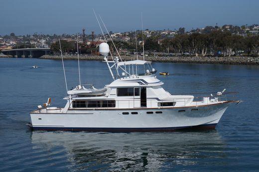 1967 Elliott Yachtfisher