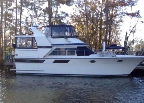 1987 Californian Aft Cabin Motor Yacht