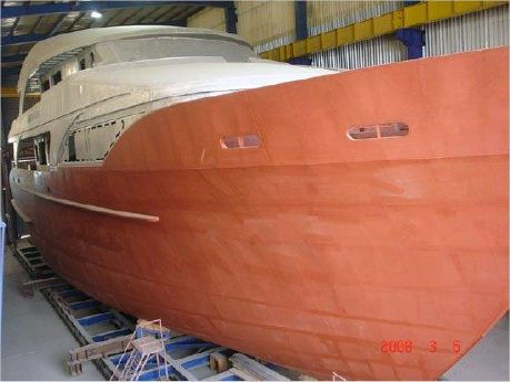 2015 Fulton Mega Yacht