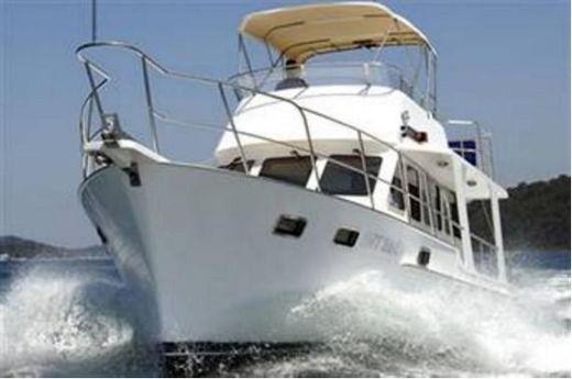2018 Goldwater 40 ES Trawler