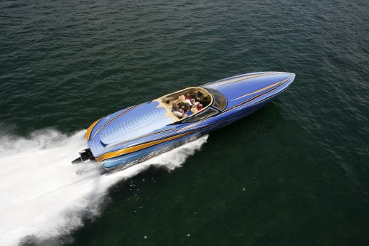 2012 Statement Marine 42 ULTIMATE