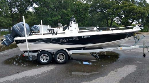 2015 Blue Wave 2200 Pure Bay