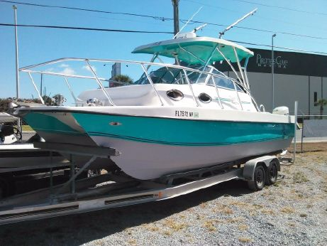 2008 Twin Vee 26 Express