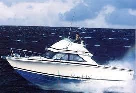 1972 Bertram Yacht 28' Fbc
