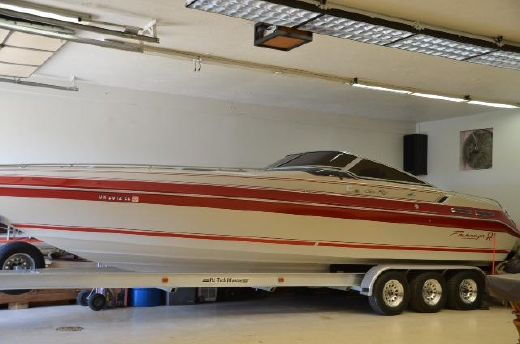 1987 Sea Ray 32 Pachanga