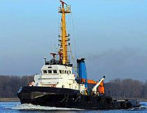 1984 Custom 160' Offhsore Supply Vessel