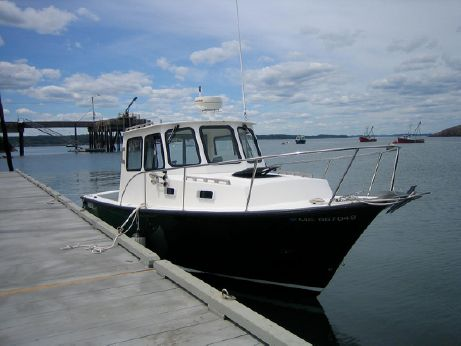 2005 Eastern Downeast Lobster Yacht