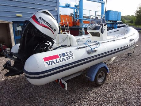 2009 Valiant Ribs Vanguard 450