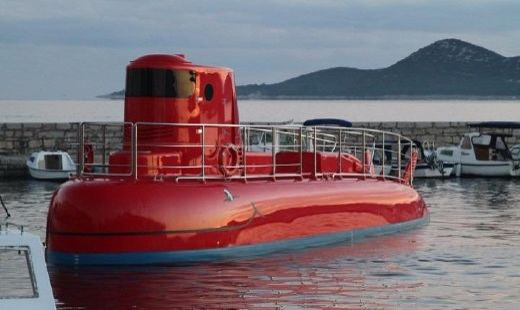 2016 New Build - 55 Pax Semi-Submarine