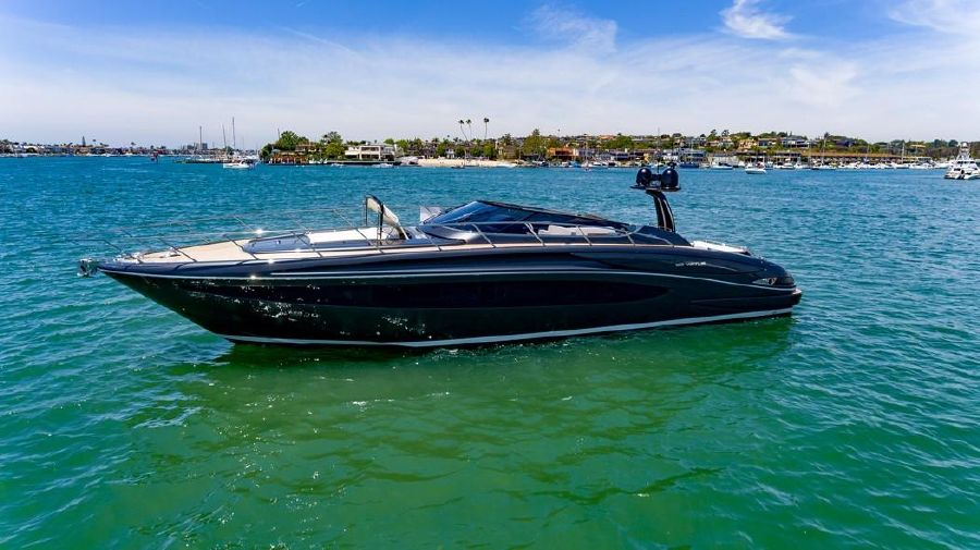 Riva 63 Virtus Luxury Yacht for sale in Newport Harbor