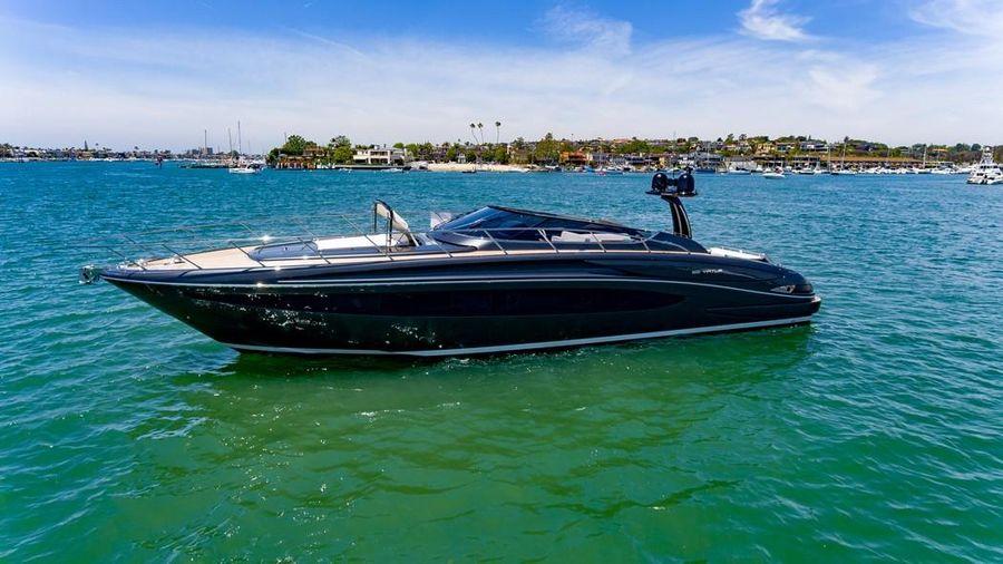 Riva 63 Virtus Luxury Yacht for sale in Newport Harbor
