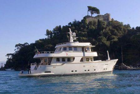 2007 Terranova Yachts 85 explorer
