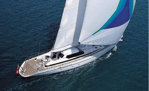 1991 32.60m (107ft) Large Volume Sailing Yacht
