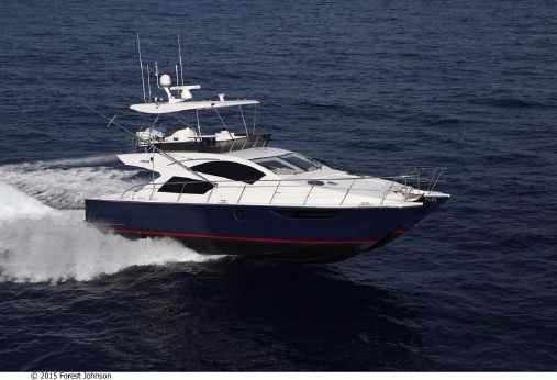 2017 Mares 45 Yacht Fisher