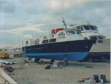 1975 Breauxs Bay Craft Aluminum Crew Boat