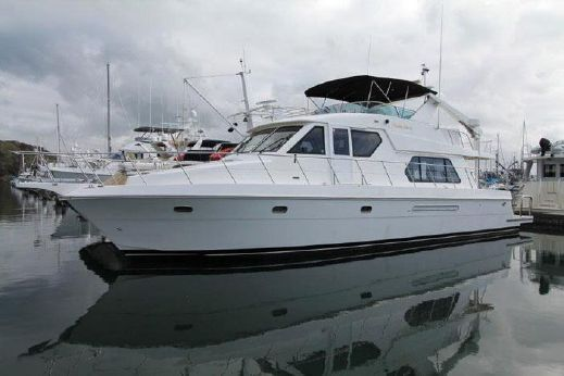 2001 Compass 55 Pilothouse