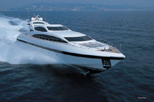 2004 Overmarine Mangusta 105 Sport