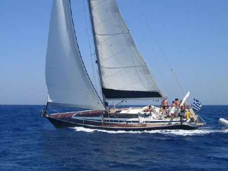 2001 Grand Soleil 46.3 Onwer's Version