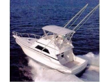 1989 Bertram Yacht 43' Convertible